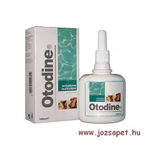 Otodine antibakteriális fültisztító oldat 100ml