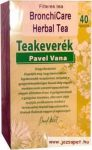 Pavel Vana - BronchiCare Herbal Tea, 40 filter