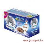 Prevital alutasakos macskaeledel 12*100g