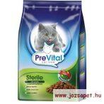 PreVital Steril Macskatáp 1,6 kg, Ivartalanított Macskának