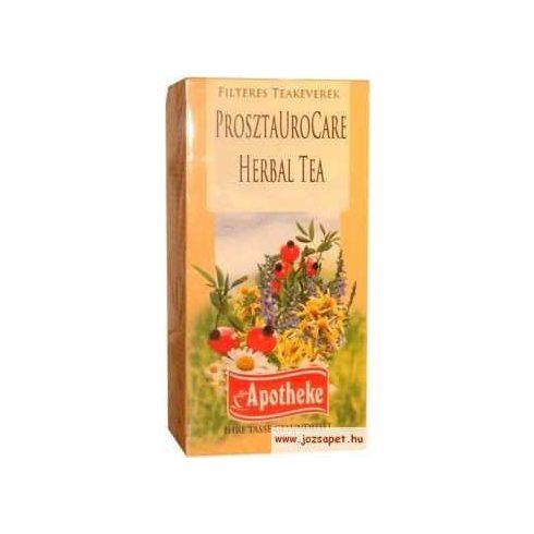 Apotheke - ProstaUroCare Herbal Tea, 20 filter