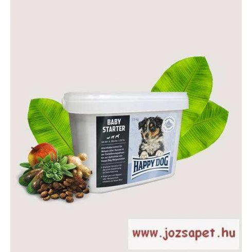 Happy Dog Baby Starter elválasztó eledel, táp pici kölyök kutyának