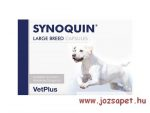 Synoquin Large Breed Tasty 30db EFA tabletta