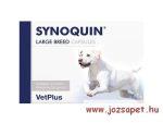 Synoquin Large Breed Tasty 30db EFA tabletta
