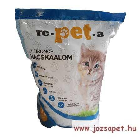 Kristály, szilikonos macskaalom    www.jozsapet.hu