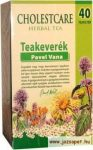 Pavel Vana - CholestCare Herbal Tea, 40 filter