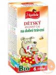 Apotheke - Bio Poci Herbal Tea Gyermekeknek, 20 filter