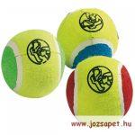 Teniszlabda, mancsos--kutya apport játék