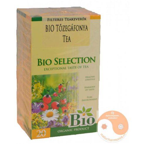 Apotheke - Bio Tőzegáfonya Tea, 20 filter