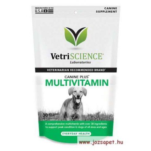 Vetri Canine Plus Multivitamin rágótabletta 30db