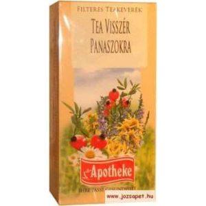 Apotheke - Herbal Tea Visszér Panaszokra, 20 filter