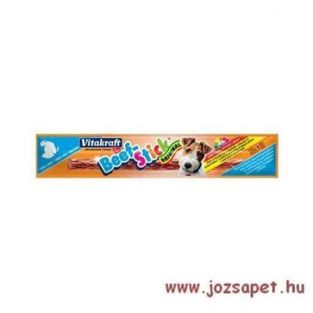 Vitakraft Beef-Stick 12g marhás snack kutyáknak