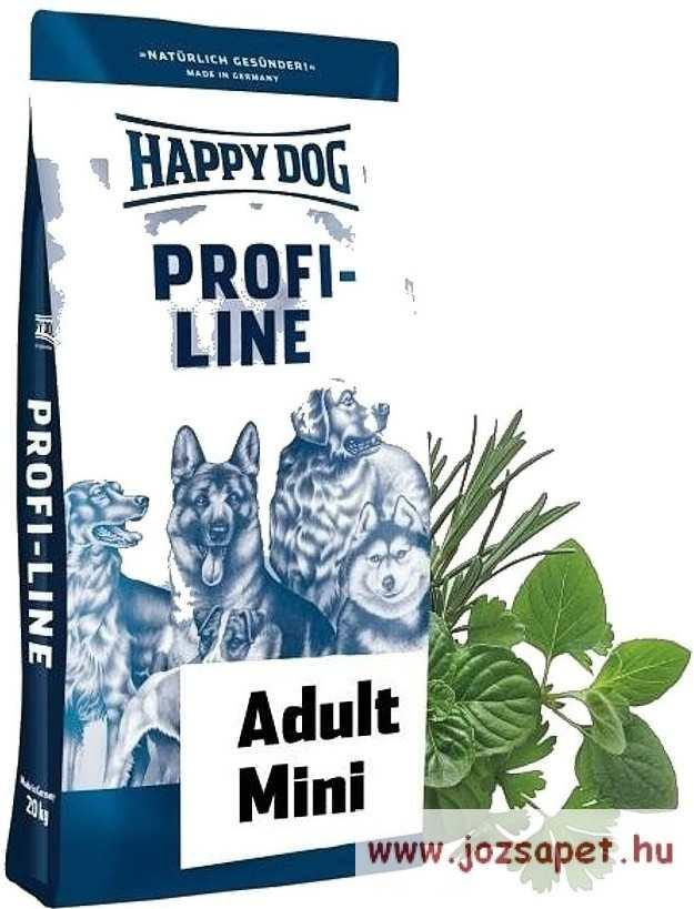 Happy Dog Profi Line Adult Mini 18kg kutyatáp