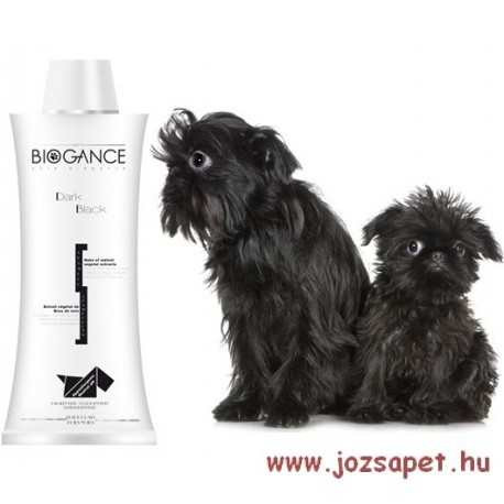 Biogance Dark Black kutya, macska sampon 1000ml