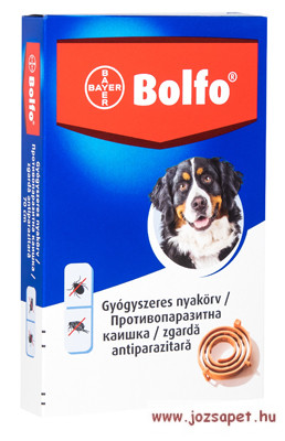 BOLFO BOLHA, KULLANCS ELLENI NYAKÖRV 70CM KUTYÁKNAK