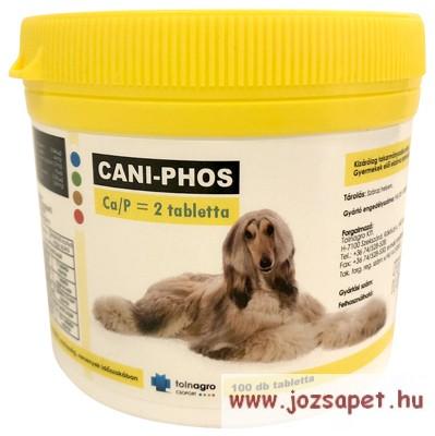 Cani-Phos Ca/P tabletta 100db