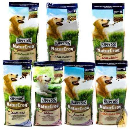 Happy Dog Natur-Croq