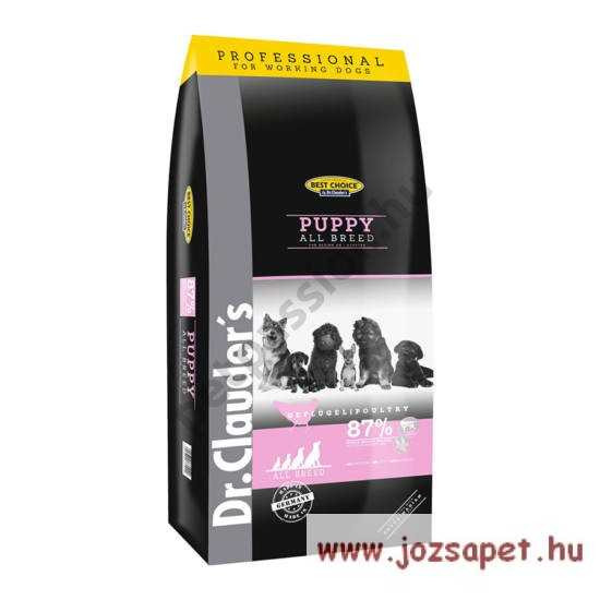 Dr.Clauder's Best Choice Puppy 20kg