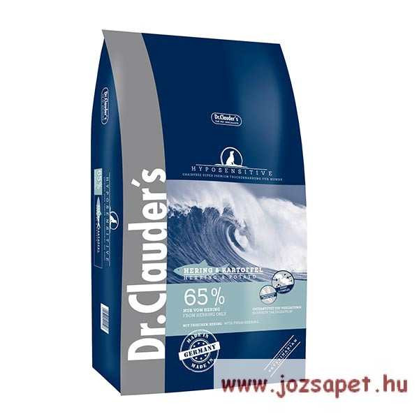 Dr. Clauders Hyposensitive Grainfree Hering 11,5kg