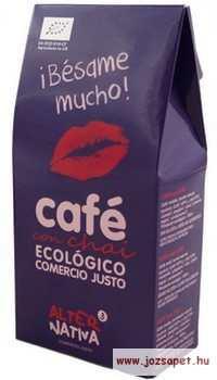 AlterNativa3 !Besame Mucho! - Csókolj meg sokszor! őrölt kávé Chai teával