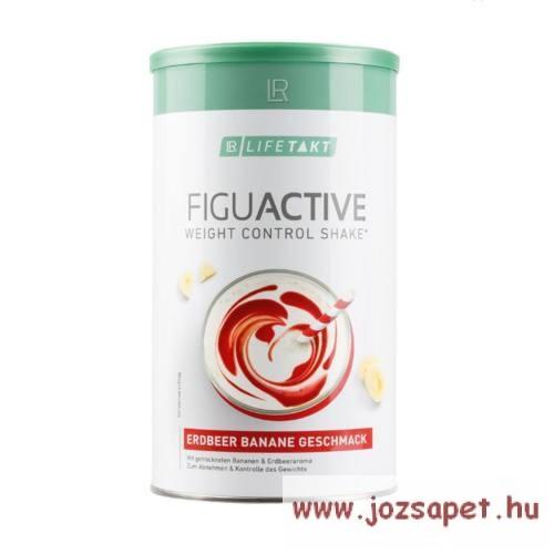 LR Figu Active Eper-Banán Shake italpor 450g*3 doboz