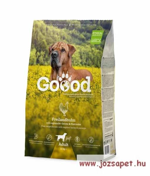 Goood Adult Free Range Chicken holisztikus szuperprémium kutyatáp csirkével 1,8kg
