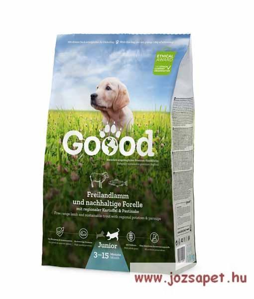 Goood Puppy/Junior Lamb and Fish Holisztikus kutyatáp 10kg