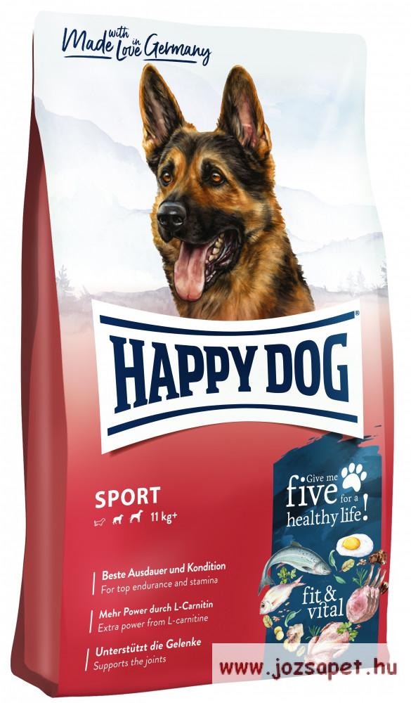 Happy Dog Supreme Fit & Well Adult Sport 15 kg