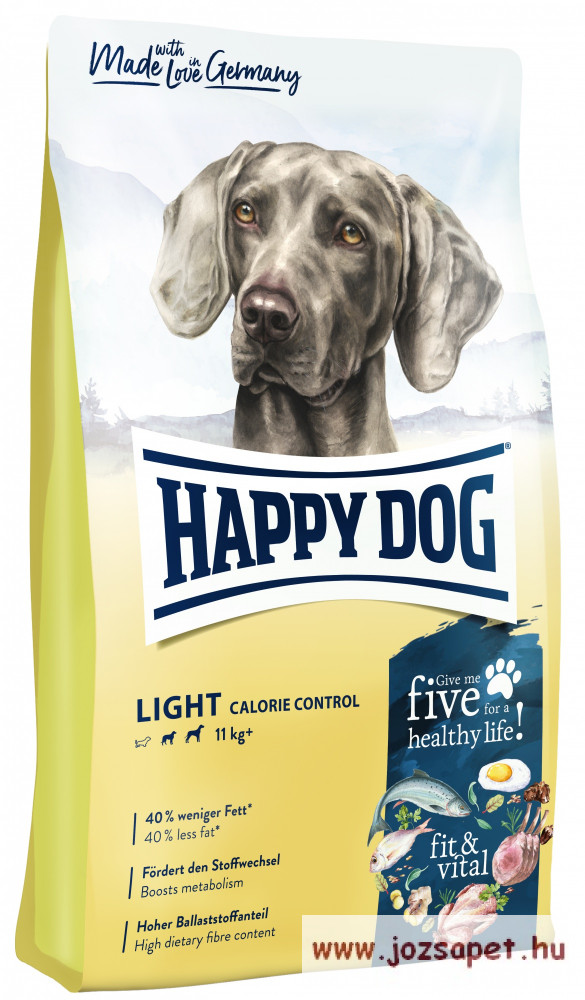 Happy Dog Supreme Fit & Well Adult Light 4 kg