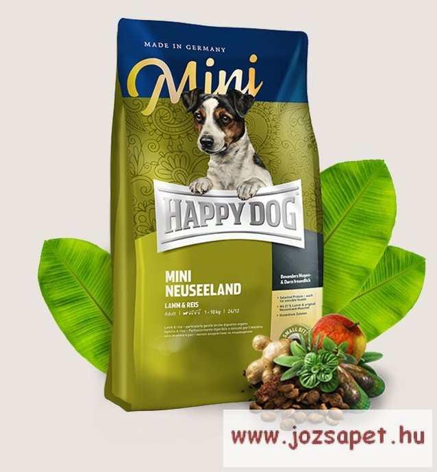Happy Dog Sensible Neuseeland Mini 12,5 kg kutyatáp
