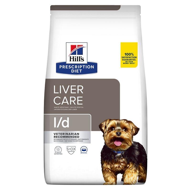 Hill's Prescription Diet Canine L/D Liver Care 12kg