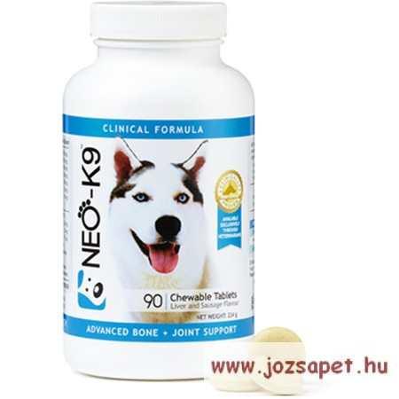 NeoK9 +ÚJ csont és izületi táplálékkiegészítő 90 db