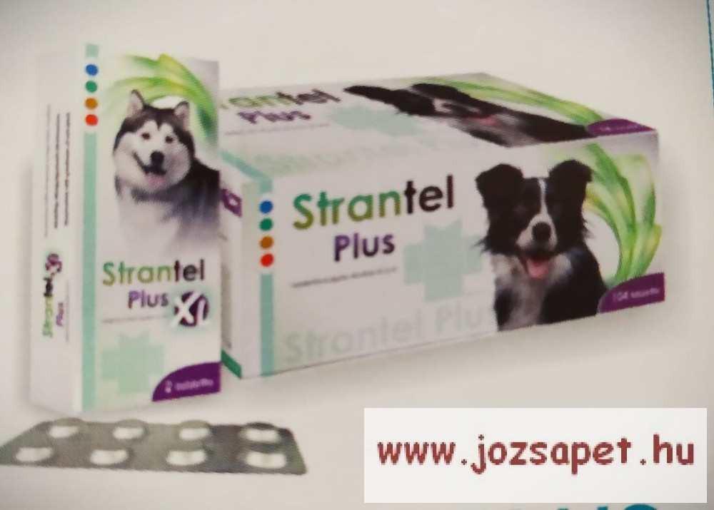 Strantel Plus XL féreghajtó tabletta 2db