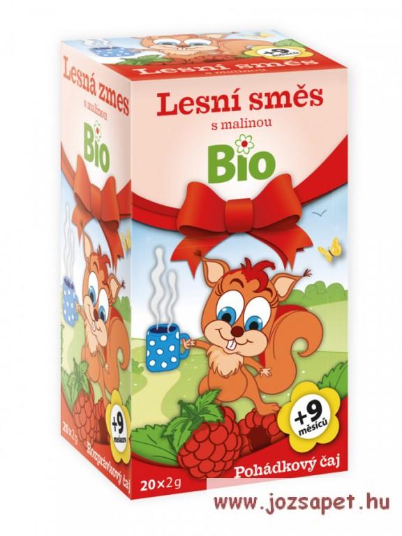 Apotheke Bio Tea Gyermekeknek, Erdei gyümölcsök málnával, Tündérmese