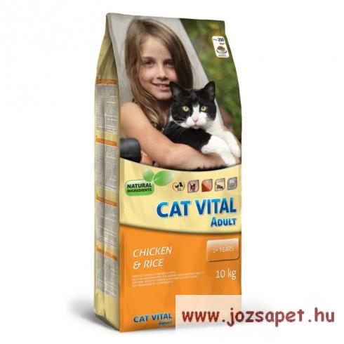 Cat Vital Chicken & Rice 10kg